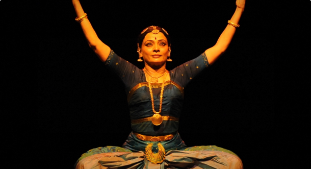 Malavika Sarukkai. Photo by Brian Slater Birmingham.