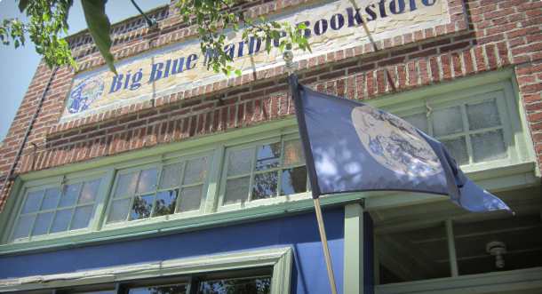 Big Blue Marble Bookstore