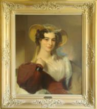 Rebecca Gratz (1831) by Thomas Sully