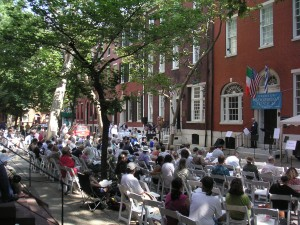 Bloomsday at the Rosenbach on Delancey Place